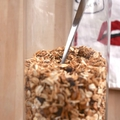 DRKONYHART: BIRSALMASAJTOS-MAGVAS GRANOLA (Seedy granola with quince jelly)