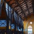 PIACOZZUNK: A Fővám téri Központi Vásárcsarnok (The Central Market Hall of Budapest)