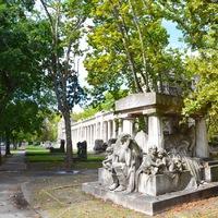 ELSŐ LÁTOGATÁS A FIUMEI ÚTI NEMZETI SÍRKERTBEN (Kerepesi Cemetery)