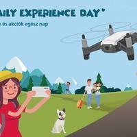 Drónos programdömping a hétvégén
