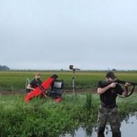 Kimondták: nem sportszerű, ezért tilos drónnal vadászni