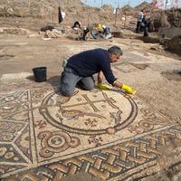 Több ezer éves mozaik történet...