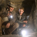 Indiana Jones and The Kingdom of The Crystal Skull trailers