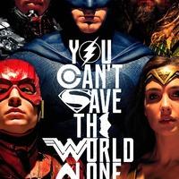 Az igazság ligája (Justice League) - SDCC trailer + plakát