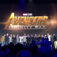 A D23 Expo résztvevői már láthattak részleteket a Bosszúállók: Végtelen háborúból