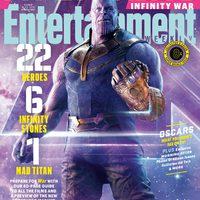 Bosszúállók: Végtelen háború (Avengers: Infinity War) - EW borítók
