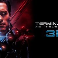 Itthon is jön a Terminátor 2. 3D-s változata + Terminátor Nap a Corvinban