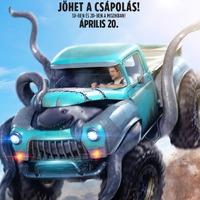 Monster Trucks - magyar előzetes + plakátok