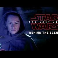 Star Wars: Az utolsó Jedik (Star Wars: The Last Jedi) - werkfilm