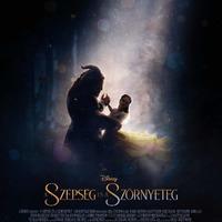 A Szépség és a Szörnyeteg (Beauty and the Beast) - 2. magyar előzetes + plakát
