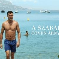 A szabadság ötven árnyalata (Fifty Shades Freed) - magyar előzetes + plakátok