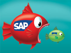 SAP eats BO