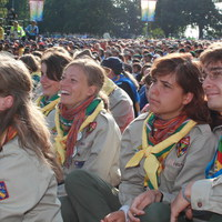 Még egyszer, utoljára - Scouting's Sunrise