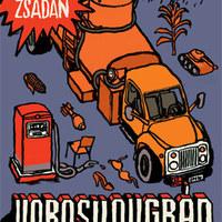 Szerhij Zsadan: Vorosilovgrád