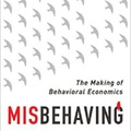 Richard H. Thaler: Rendbontók - Misbehaving