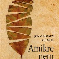 Jonas Hassen Khemiri: Amikre nem emlékszem