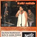 Easy Karma Akusztik est Érden a Caribian bárban