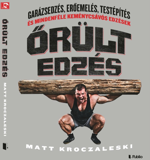 Könyvajánló: Matt Kroc - Őrült Edzés