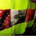 Textil adventi naptáraink