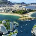3D-nyomtatott tengeri város