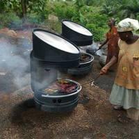 Wilson Solar Grill, a karbonmentes grillsütő