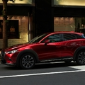 2018-as CX-3 világpremier New York-ban