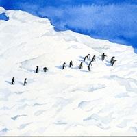 Klímaadatokat jelenít meg alkotásaiban egy művész