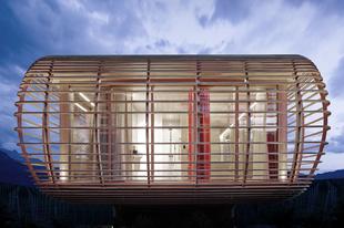 Fenntartható, energiahatékony és összecsukható ház!