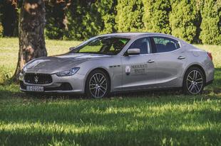 """A Maserati is a """"zöldülés"""" felé kacsintgat"""