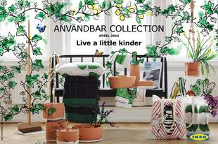 ANVÄNDBAR: az IKEA fenntartható kollekciója
