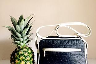 Vegán divat: ananászlevelek állati bőrök helyett!