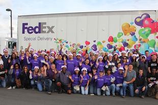 FedEx Corporation, a Föld egyik legjobb barátja