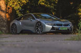BMW i8 – teszteltük a környezettudatos gépcsodát