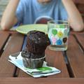 Olívaolajjal: Tripla csokis muffin