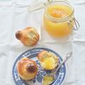 Előkelő reggeli: Francia briós ananász dzsemmel