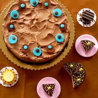 Tipikus zsúros: Csokoládétorta