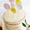 Pucér torta: Epres-kardamomos szülinapi torta