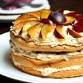 Receptverseny/November: Fahéjas-gyömbéres szilva torta