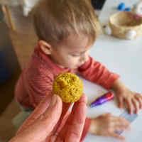 Sült répás zabgolyó citromosan és édesen - ötletes feltétek