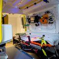 Mentőautó-szimulátoron tanulhatnak a Semmelweis Egyetem mentőtiszt hallgatói