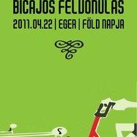 Critical Mass Eger - 2011. április 22. - Föld Napja