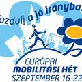 Mozdulj a jó irányba Eger! - 2012. szeptember 16-22. Európai Mobilitási Hét és Autómentes Nap Egerben