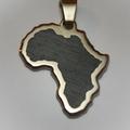 Foci vb örömére Afrika medál