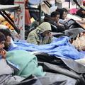 Egyáltalán nem kell örülni a menekülteknek