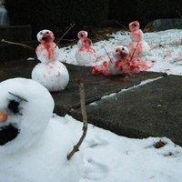 A 18 legőrültebb hóember