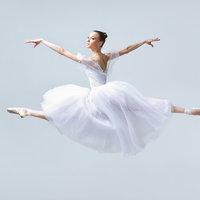 Elképesztő fotók táncosokról