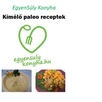 Kímélő Paleo receptfüzet