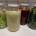 Fermentált zöldségek készítése, hatásai