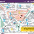 Május 31-étől jelentősen változik a Széll Kálmán tér forgalmi rendje