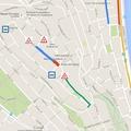 Garanciális útburkolat javítás a Budai Várban